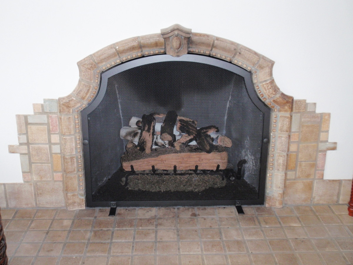 Fireplace Screens Gallery icon